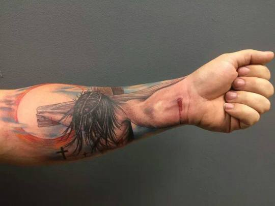 tattoo - Jesus