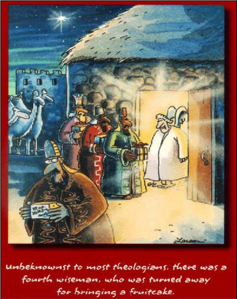 Far Side - Wise Men