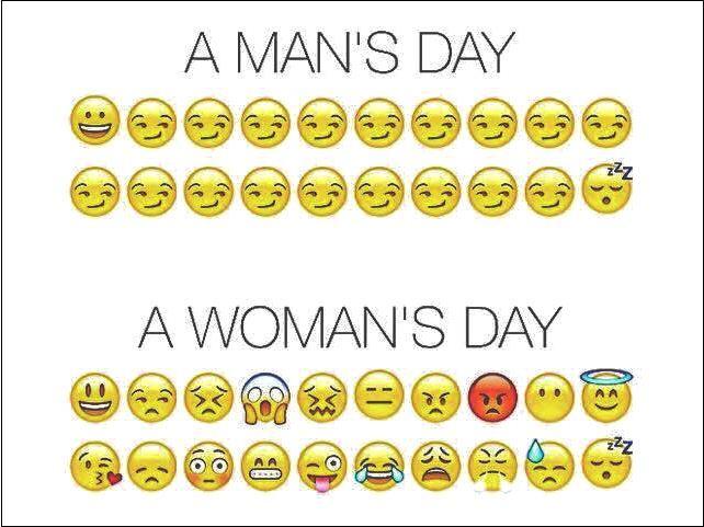 Чоловіки і жінки різні... Відмінності на емоційному рівні
