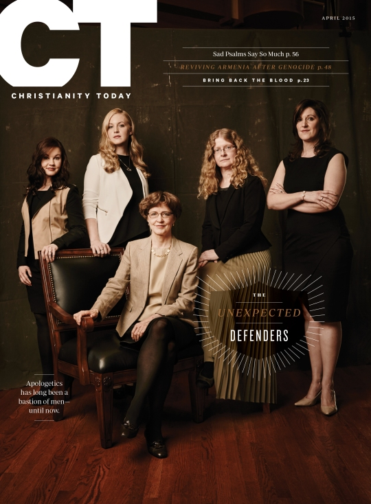 CT Cover - Women Apologists - HBU