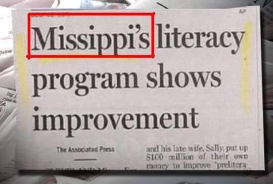 Missippi Literacy ad