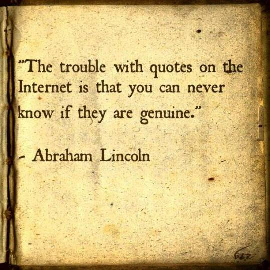 Internet Quote - Humor