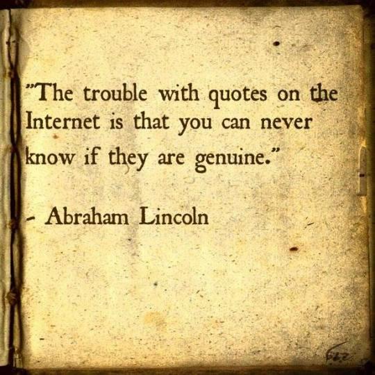Internet Quote - Humor