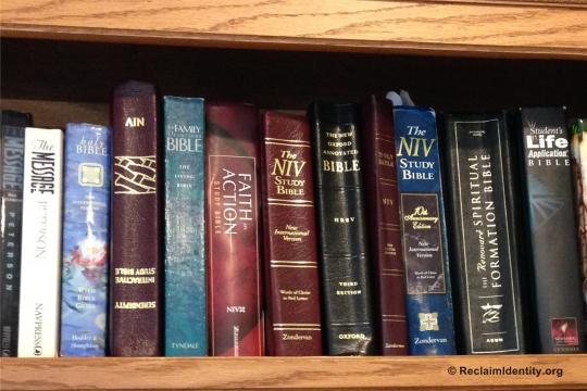 Bible-translations