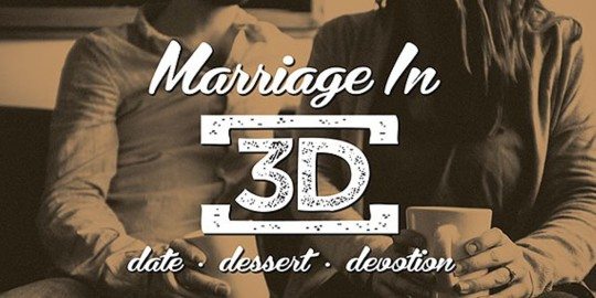 marriage in 3-D