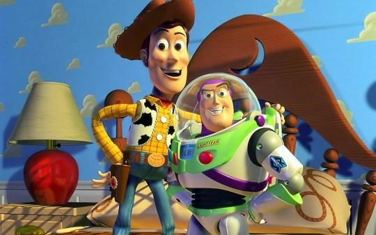 Woody & Buzz