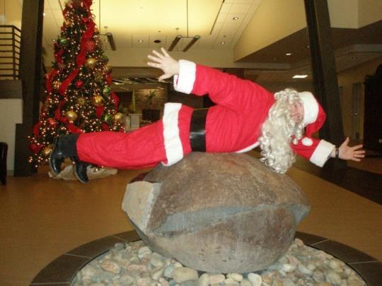 planking-santa