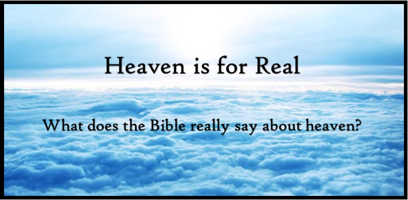 when was heaven is for real published